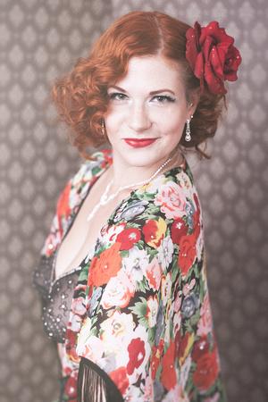 Toronto Burlesque Photographer | Bianca Boom Boom | Burlesque