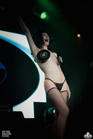 Toronto Burlesque Photographer | New York Burlesque Festival | The Golden Pasties