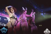 Toronto Burlesque Photographer | Backend Burlesque | Crews and Tangos