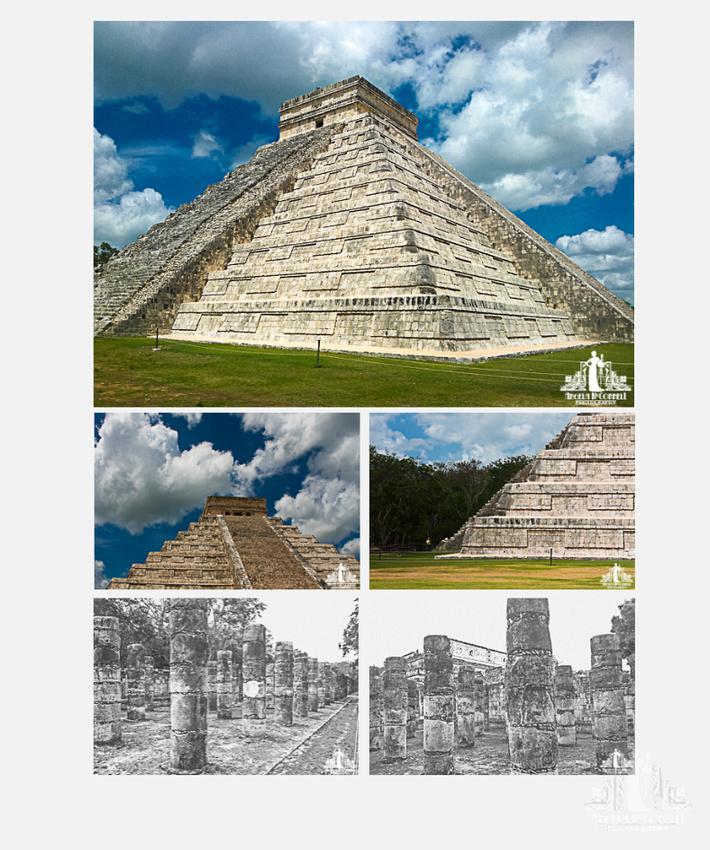 PhotographybyAngelaMcConnell_Chichen Itza