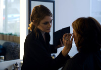 Behind the Scenes | Make up artist Erin Brandness | Vancouver