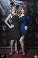 Toronto Burlesque Photographer | New York Burlesque Festival | Red Carpet